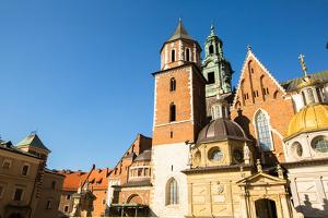 On Territory of Royal Palace in Wawel in Krakow, Poland. by De Visu
