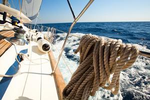 Sailing Regatta. by De Visu