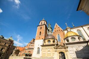 Wawel Castle in Krakow, Poland. by De Visu