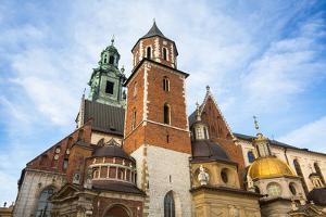 Wawel Cathedral in Kracow, Poland by De Visu
