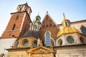 Wawel Royal Palace in Krakow, Poland. by De Visu