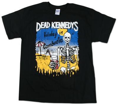 Dead Kennedys - Cambodian Skeleton