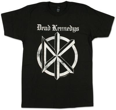 Dead Kennedys- Distressed Gothic Logo