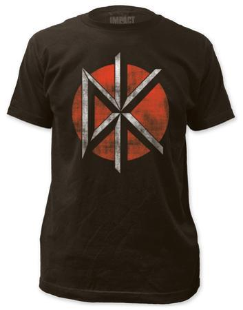 Dead Kennedys - Distressed Logo (slim fit)