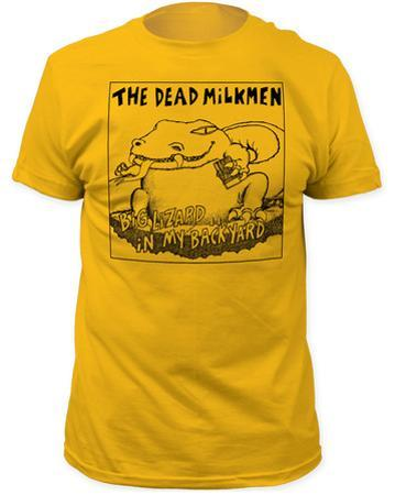 Dead Milkmen- Big Lizard