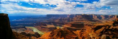 Deadhorse Canyon at Dead Horse Point State Park, Utah, USA