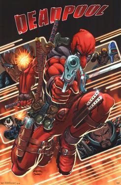 Deadpool - Attack