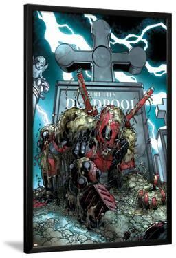 Deadpool Cover Featuring Deadpool