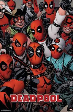 Deadpool - Faces