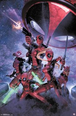 Deadpool - Family