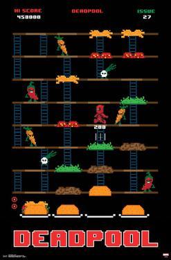 DEADPOOL - GAME