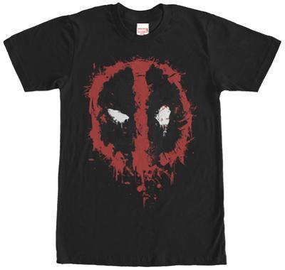 Deadpool- Splatter Icon