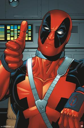 Deadpool - Thumbs Up
