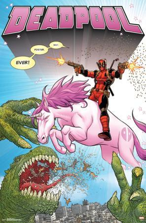 Deadpool - Unicorn