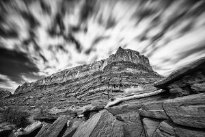 Desert Cliffs in Utah by Dean Fikar