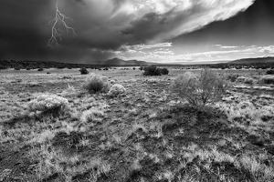 Storm over Abiquiu by Dean Fikar