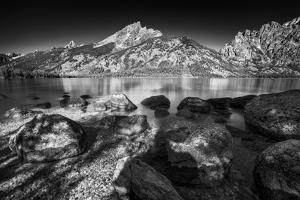 Summer Day on Jenny Lake by Dean Fikar