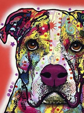 American Bulldog by Dean Russo