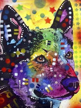 Aus Cattle Dog by Dean Russo
