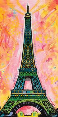 Dean Russo- Eiffel Tower by Dean Russo