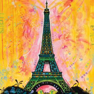 Dean Russo- Eiffel Tower by Dean Russo