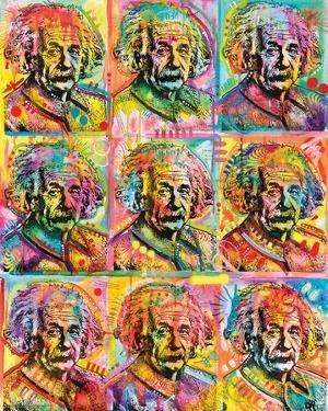 Dean Russo- Einstein Panels by Dean Russo