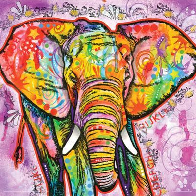 Dean Russo- Elephant by Dean Russo