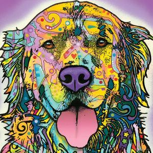 Dean Russo- Happy Dog by Dean Russo