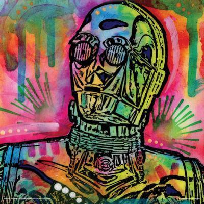 Dean Russo- Robot Face by Dean Russo