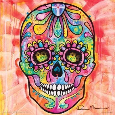 Dean Russo- Skull by Dean Russo