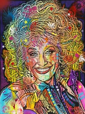 Dolly Parton by Dean Russo