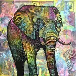 Elephant Torn by Dean Russo