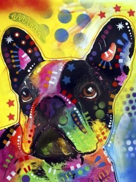 French Bulldog 2 by Dean Russo