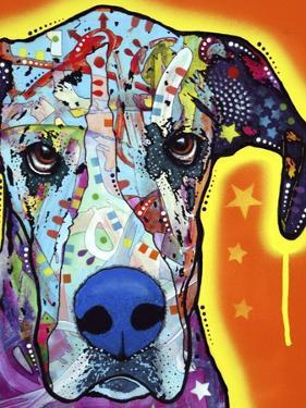 Great Dane by Dean Russo