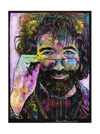 Jerry Garcia by Dean Russo