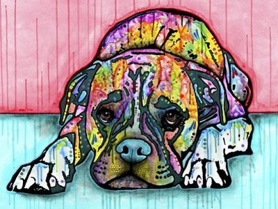 Lying Boxer by Dean Russo