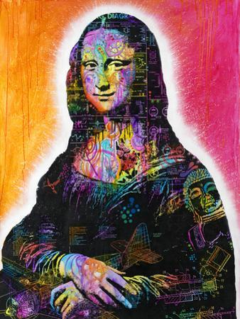 Mona Lisa by Dean Russo
