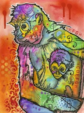 Monkey 1 by Dean Russo