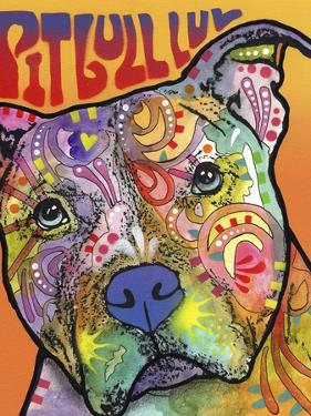 Pit Bull Luv by Dean Russo