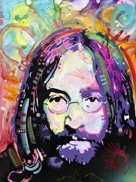 Purple Haze All across Lennon's Mind by Dean Russo
