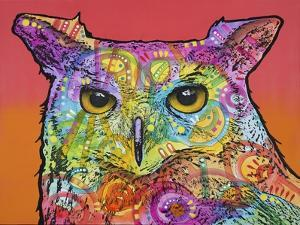 Red Owl by Dean Russo