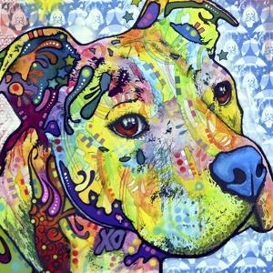 Thoughtful Pit Bull This Years Love 2013 Part 2 by Dean Russo
