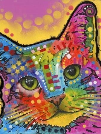 Tilt Cat by Dean Russo