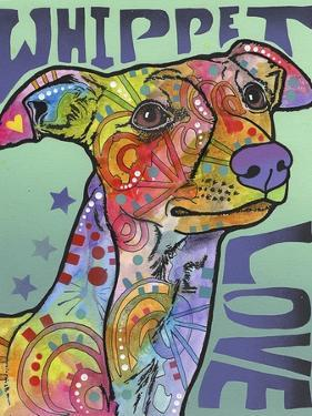 Whippet Love by Dean Russo