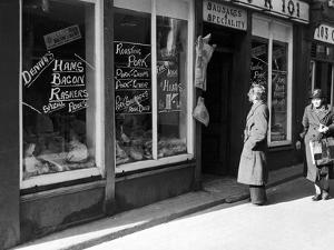 Village Store in County Wexford, 1944 by Dean
