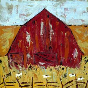 Big Red I by Deann Hebert