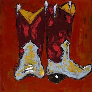 Kickin' it II by Deann Hebert