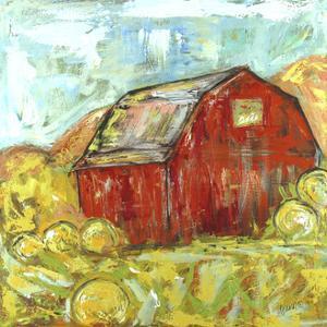 Little Red I by Deann Hebert