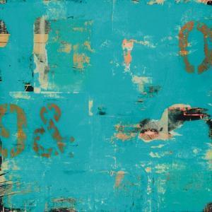 Urban Collage 9&0 by Deanna Fainelli