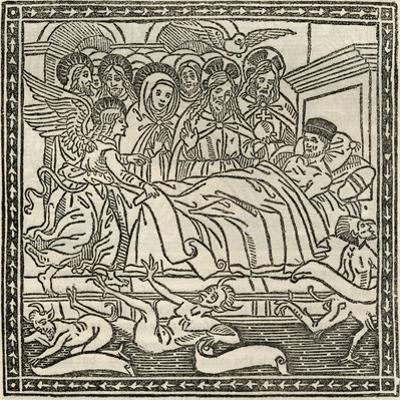 Death, from 'A Catalogue of a Collection of Engravings, Etchings and Woodcuts', by Richard…